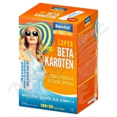 Revital Super Beta-karoten +balz.Astrid tbl.100+50