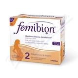 Femibion 2 s vit. D3 bez jódu tbl.60 + tob.60