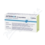 Afternor 1.5mg tbl.nob.1