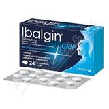 Ibalgin Grip 200mg-5mg tbl.flm.24