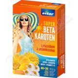 Revital Super Beta-karot.mìsíèek+7kráska tbl.40+20