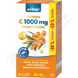 Revital Premium Vitamin C 1000mg +rakytník tbl.120