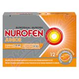 Nurofen Junior Pomeranč 100mg cps.mdm.12
