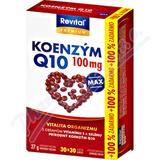 Revital Koenzym Q10 100mg+Se+vit.E cps.30+30zdarma