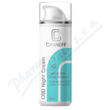 CANNEFF CBD Night Cream 50ml