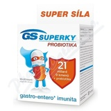GS Superky probiotika cps.60+20 ČR-SK