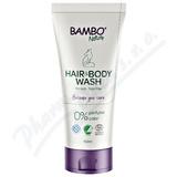 Bambo Nature Mycí gel na vlasy a tělo neparf.150ml