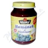 Hamánek kojenecká výživa s borůvkami 190g