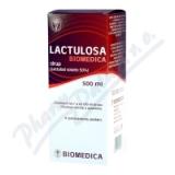 Lactulosa Biomedica 667mg-ml sir.1x500ml