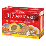 B17 APRICARC s meruòkovým olejem cps.50+10