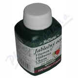MedPharma Jableèný ocet+vlák.+vit.C+chrom tbl.107