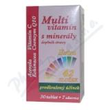 MedPharma Multivitamín s minerály+extra C tbl.37