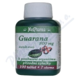 MedPharma Guarana 800mg tbl.107