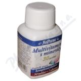 MedPharma Multivitamín s minerály 30složek tbl.37