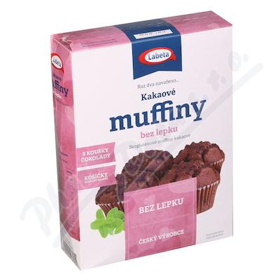 Bez lepku Muffiny kakaové 300g Labeta