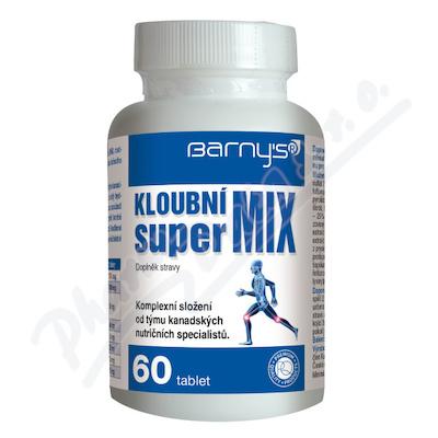 Barnys Kloubní SuperMIX tbl.60